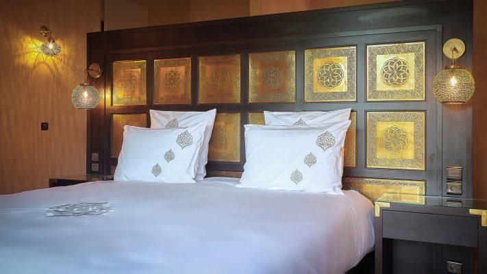 Villa maison d'hôtes à Marrakech chambres